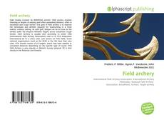 Bookcover of Field archery