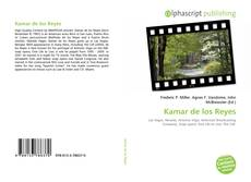 Bookcover of Kamar de los Reyes