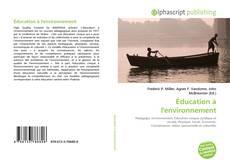 Borítókép a  Éducation à l'environnement - hoz