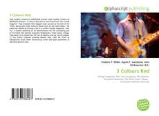 Bookcover of 3 Colours Red