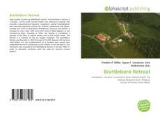 Bookcover of Brattleboro Retreat