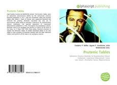Bookcover of Prutenic Tables