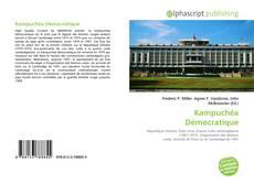 Kampuchéa Démocratique kitap kapağı