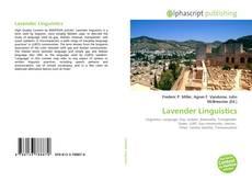 Bookcover of Lavender Linguistics