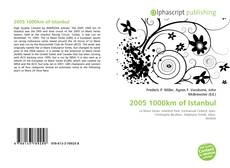 Bookcover of 2005 1000km of Istanbul