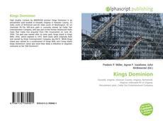 Buchcover von Kings Dominion