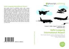 Buchcover von Hefei Luogang International Airport