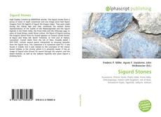 Portada del libro de Sigurd Stones