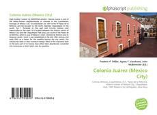 Colonia Juárez (Mexico City)的封面