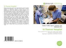 St Thomas' Hospital的封面