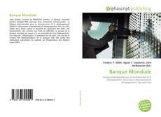 Обложка Banque Mondiale