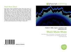 Portada del libro de Music Music Music