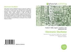 Bookcover of Electronic Oscillator
