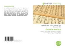 Borítókép a  Graeme Koehne - hoz