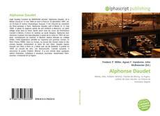 Portada del libro de Alphonse Daudet
