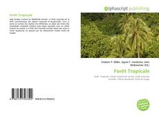 Copertina di Forêt Tropicale