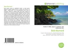 Bookcover of Baie Burrard