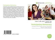 Borítókép a  Participatory Democracy - hoz