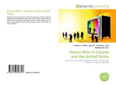 Copertina di Doctor Who in Canada and the United States