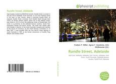 Обложка Rundle Street, Adelaide