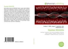 Bookcover of Gustav Hinrichs