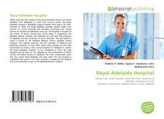 Couverture de Royal Adelaide Hospital