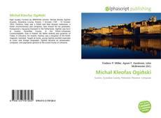 Buchcover von Michał Kleofas Ogiński