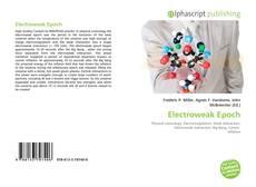 Electroweak Epoch kitap kapağı