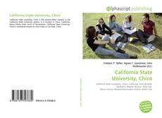 Bookcover of California State University, Chico