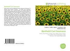 Portada del libro de Berthold Carl Seemann