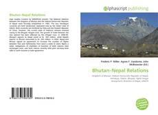 Copertina di Bhutan–Nepal Relations