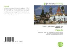 Bookcover of Pagode