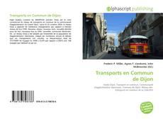 Обложка Transports en Commun de Dijon