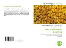 Buchcover von Die-deterioration doubling