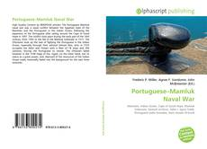 Bookcover of Portuguese–Mamluk Naval War