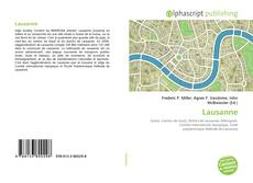 Bookcover of Lausanne