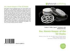 Ilsa, Harem Keeper of the Oil Sheiks kitap kapağı