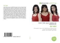 Bookcover of AV Idol