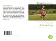 Bookcover of Child Modeling