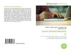 Bookcover of James Gordon Bennett, Jr.