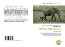 Dzanga-Sangha Special Reserve kitap kapağı