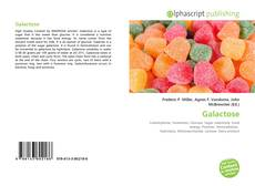 Bookcover of Galactose