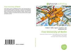 Bookcover of Free University of Berlin