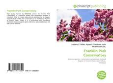 Capa do livro de Franklin Park Conservatory