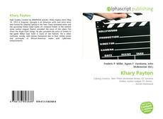 Bookcover of Khary Payton