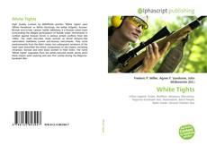 Buchcover von White Tights