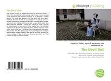 Capa do livro de The Devil-Doll