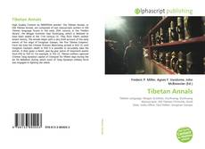 Обложка Tibetan Annals