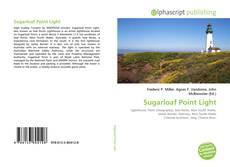Portada del libro de Sugarloaf Point Light