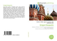 Bookcover of Grigori Rasputin